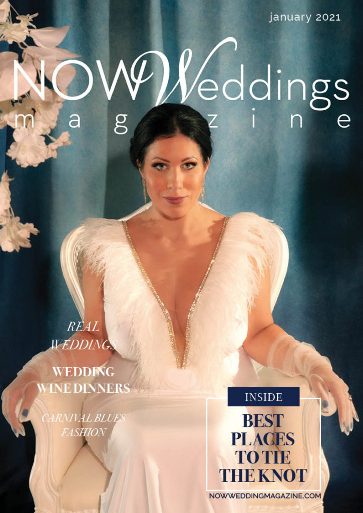 NOW Weddings Magazine January 2021 Issue