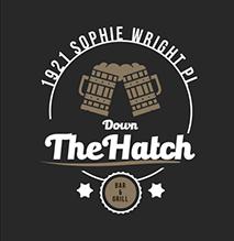 Down The Hatch Nola logo