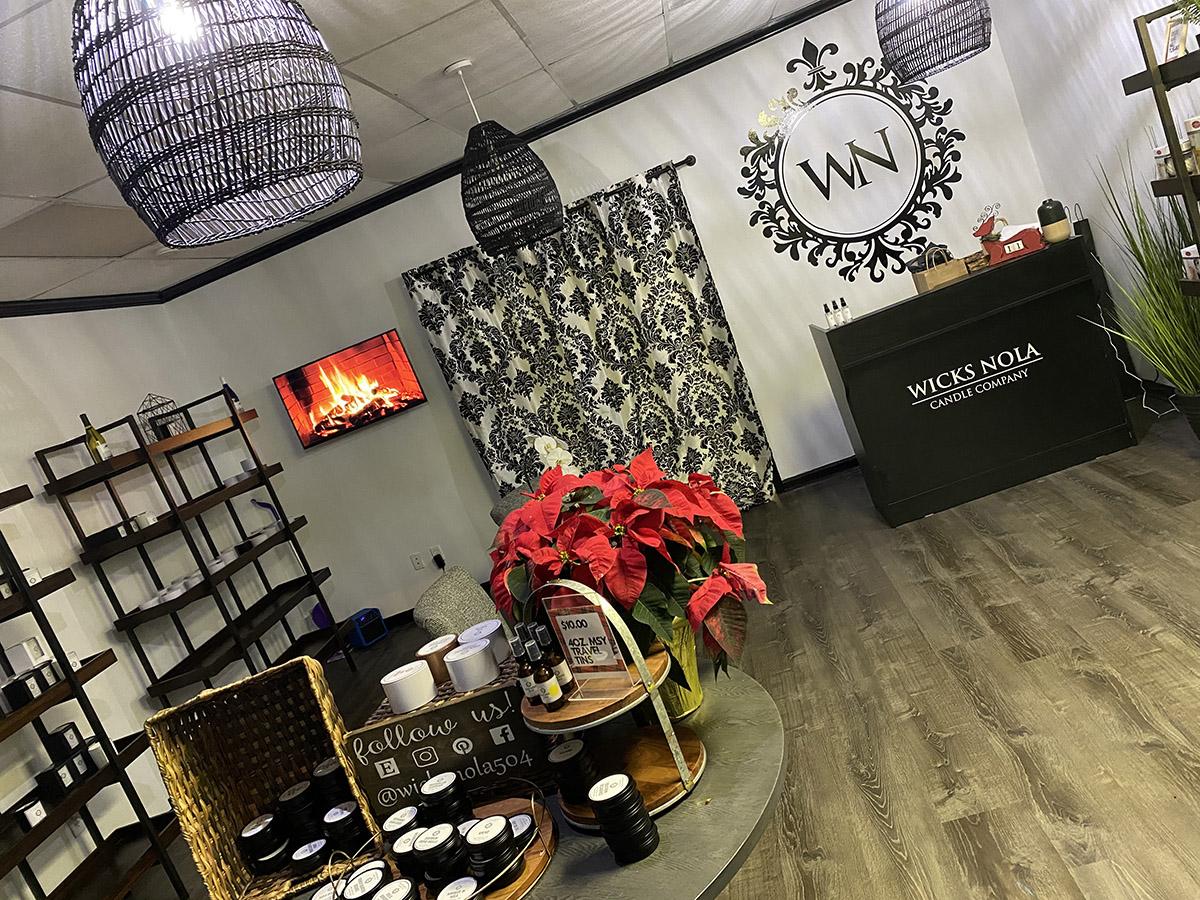 Wicks Nola Store | Photo: Felicia T. Simpson