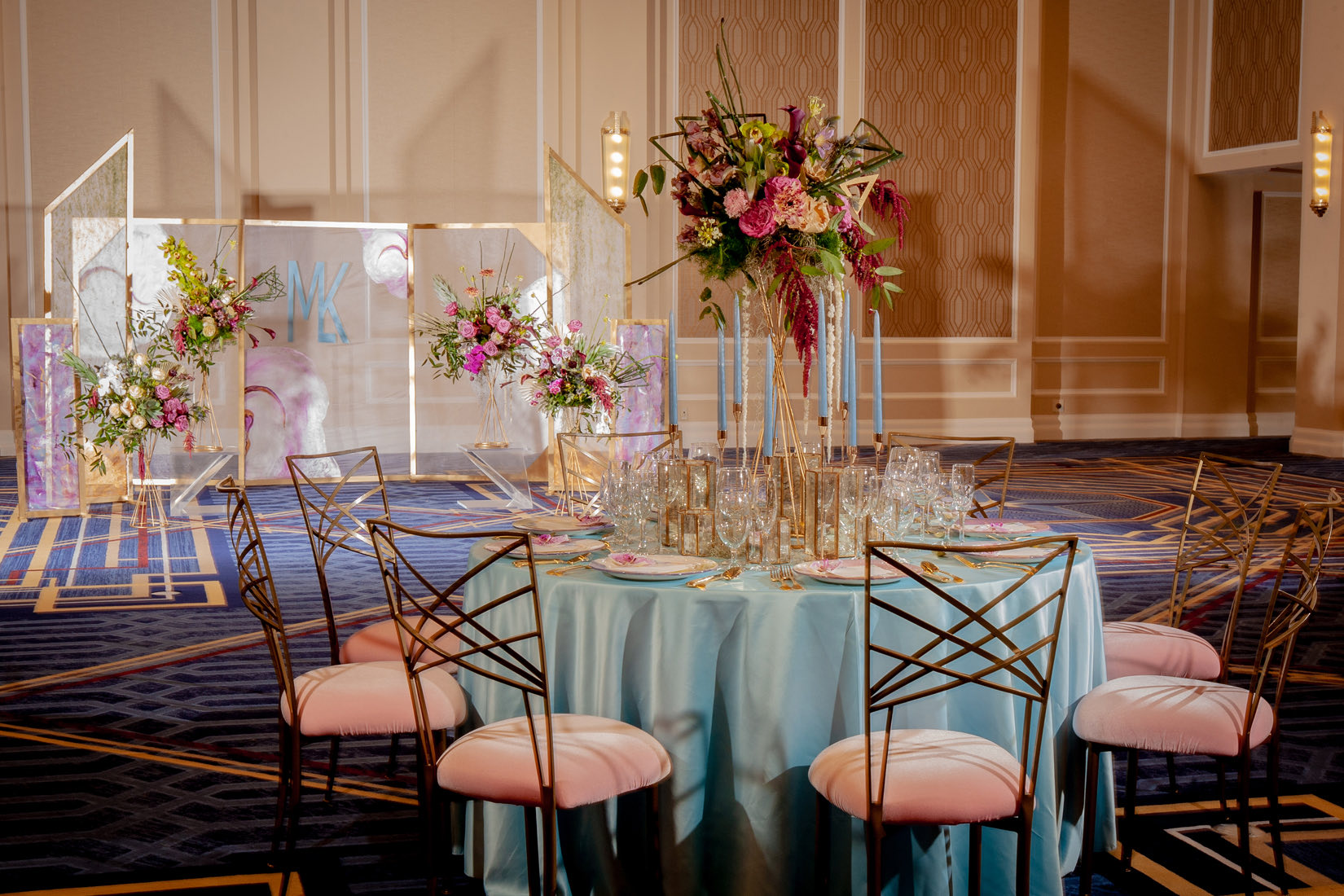 Arcadia Ballroom Wedding Reception | Higgins Hotel NOLA | Photo: Jessica Burke, Jessica The Photographer