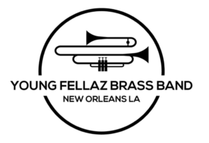 Young Fellaz Brass Band logo