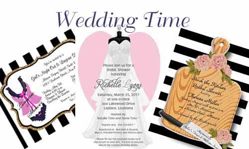 Wedding Invitations By Rudman's Gifts