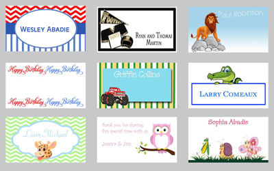 Calling Cards Available At Rudman's Gifts