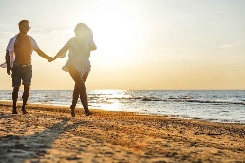 Honeymooners in Cabo. Photo: magdal3na