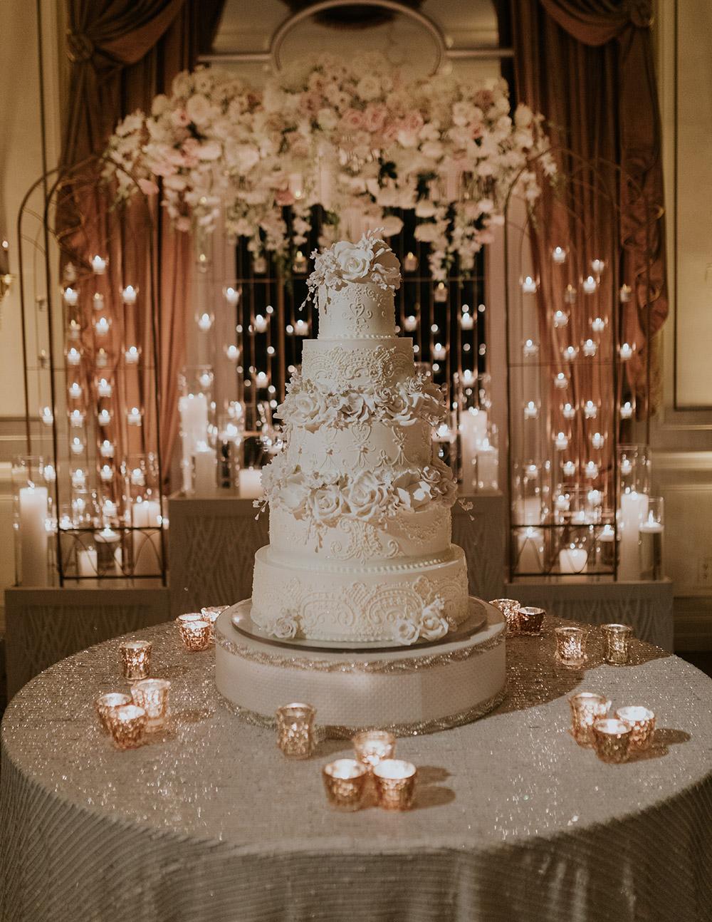 Cake By Royal Cakery | Photo By: Calvin Gavion