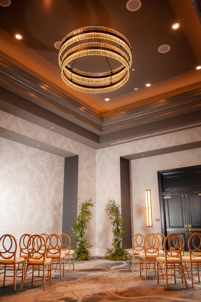 Gravier Ballroom | The New Orleans Marriott Warehouse Arts District | Wedding