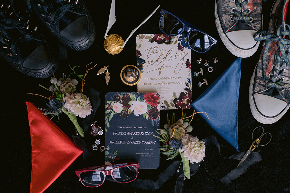 wedding details | Harry Potter Golden Snitch Ring box