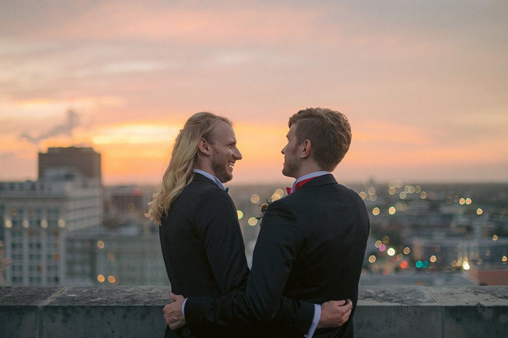 Monteleone Rooftop Sunset Photo