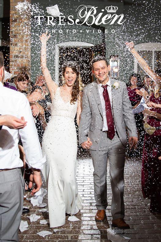 The Crossing Wedding Venue In Kenner, LA