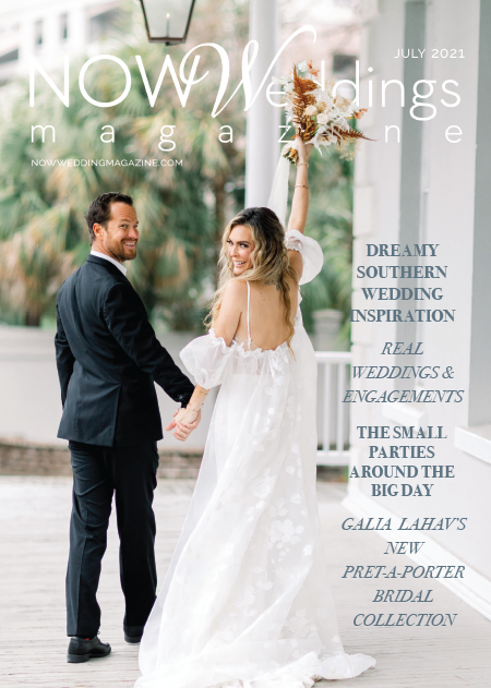 NOW Weddings July 2021 Cover