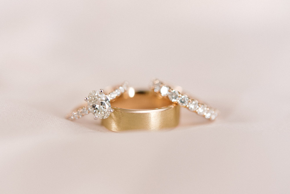the wedding bands