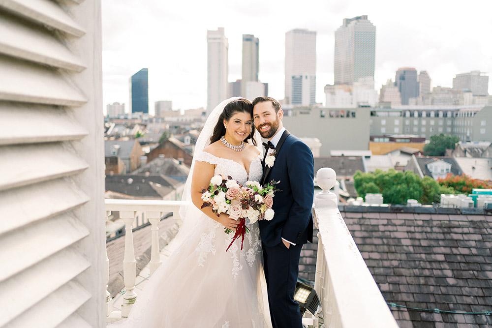 French Quarter Wedding