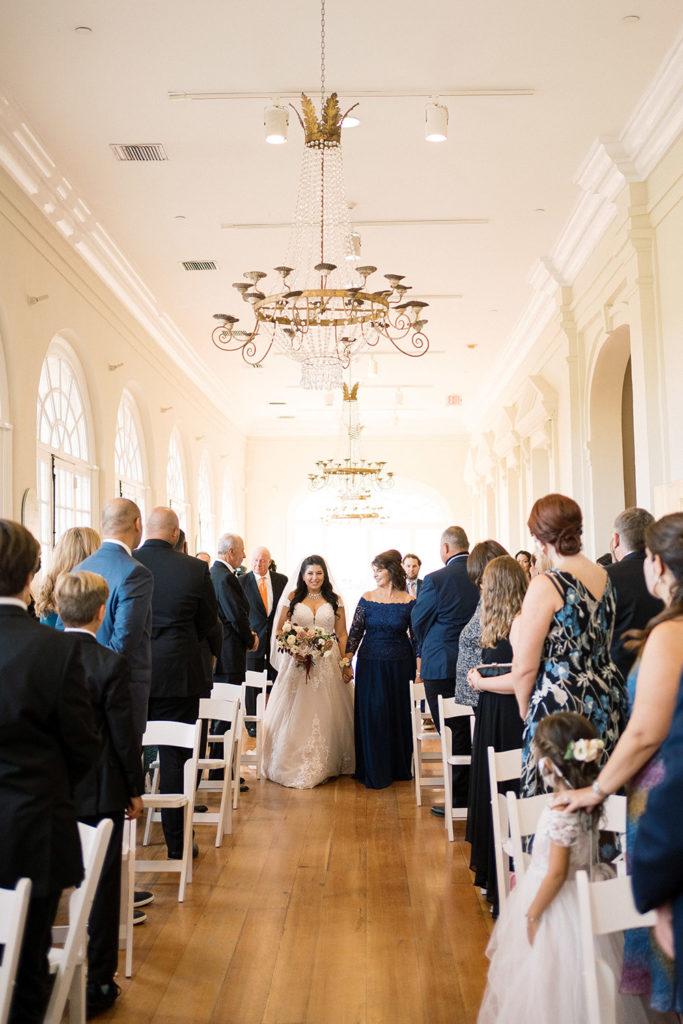 Cabildo wedding ceremony