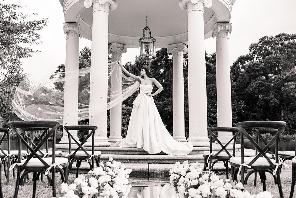 Viktor&Rolf wedding gown