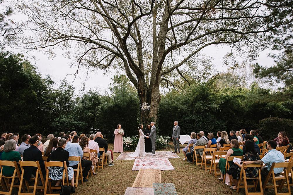 Covington, La Wedding