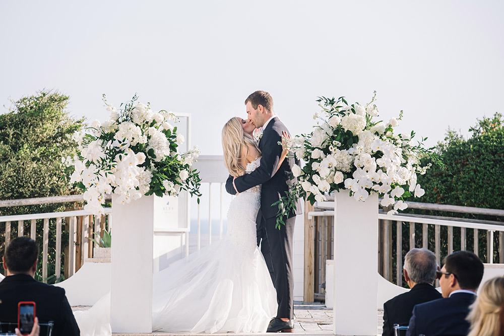 Gulf Green (Alys Beach, FL) Wedding