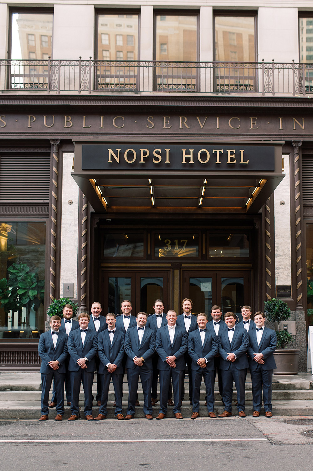 NOPSI NEW ORLEANS WEDDING