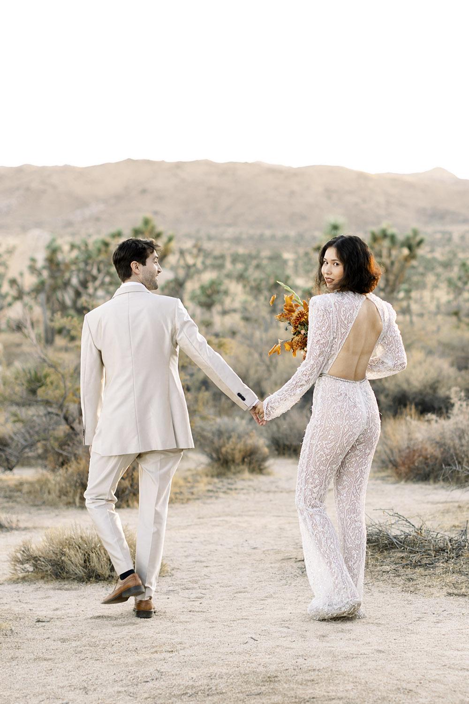 Galiia Lahav wedding jumpsuit