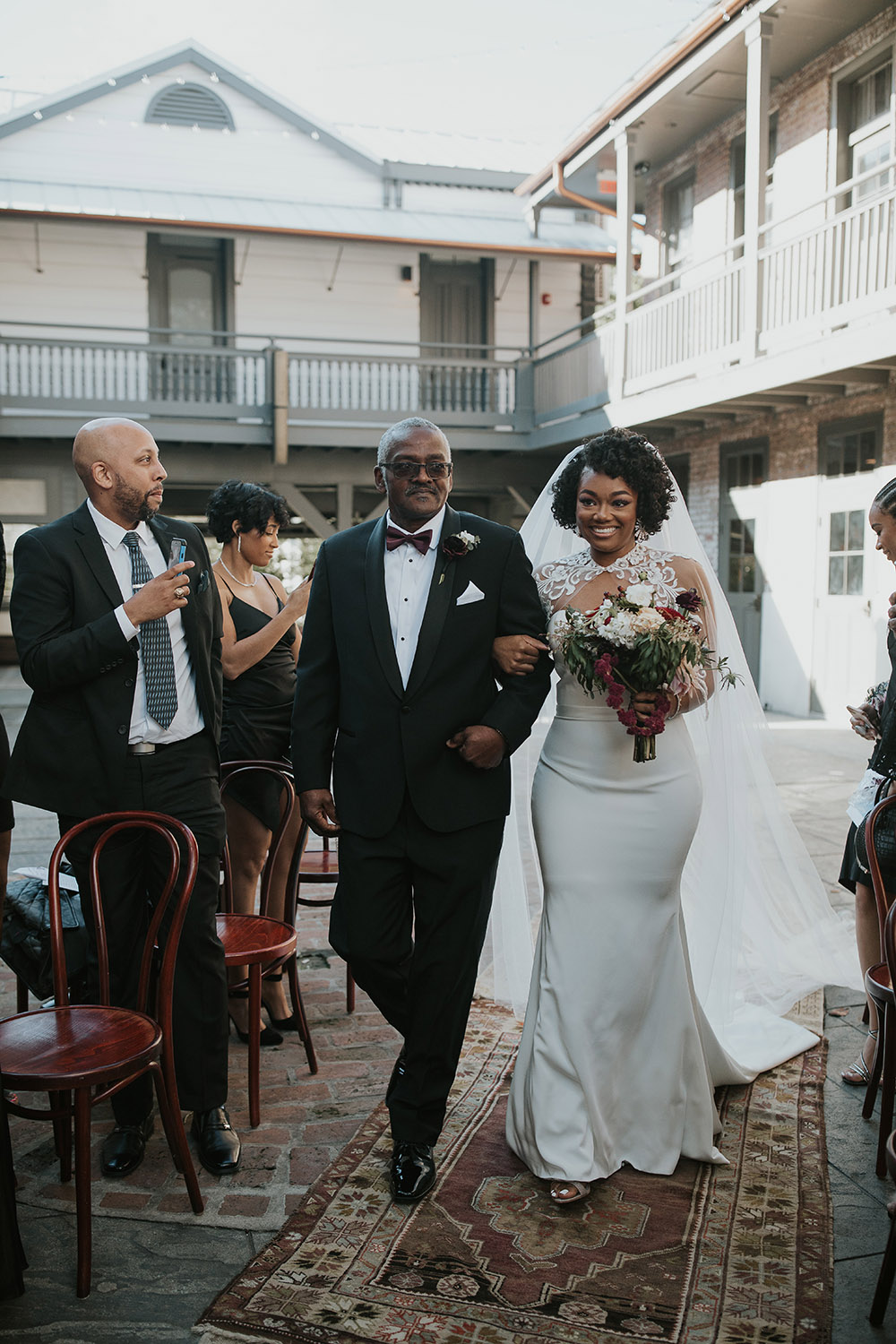 Margaret Place New Orleans Wedding